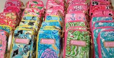 lilly purses :) #handbags #clutches
