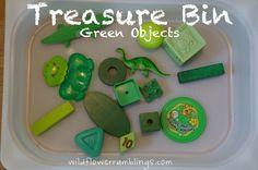 Treasure Bin for Littles