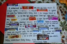 Homemade Valentines Day Gift Idea