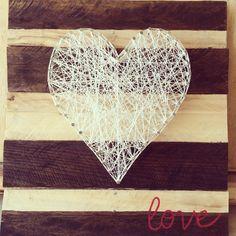 Newest string art!! Love it!!