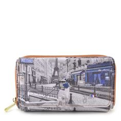 borsa donna y not pochette g-373 Metro parisienne a metà prezzo