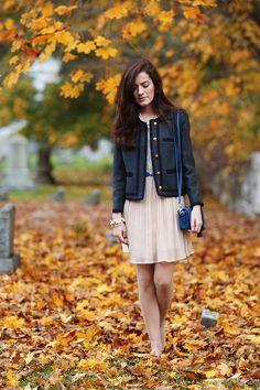 A super elegant ladylike jacket.