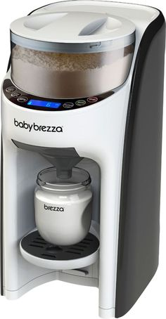 A Baby Brezza formula maker so they can have perfectly made, warmed bottles in less than a minute. This will save their lives during middle of the night feedings, guaranteed. 40 Of The Best Baby Shower Gifts, According To Parents Baby Brezza Formula Pro, Best Baby Formula, Baby Life Hacks, Baby Equipment, Best Baby Shower Gifts, Best Baby Gifts, Baby Necessities, Baby Supplies, Cool Baby Stuff