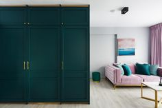 Here's the million-dollar question: can the humble HDB flat look like a luxury home? If these 6 examples are anything to go by, the answer is yes! Shoe Cabinet Design, Scandinavian Style Home, Interior Design Singapore, Mid Century Decor, Design Firms, Interior Design Living Room, Living Room Furniture, Luxury Homes, Shoe Racks