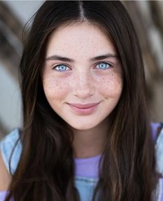 Emma Rockwell, Indie's baby sister // Lilly Kruk