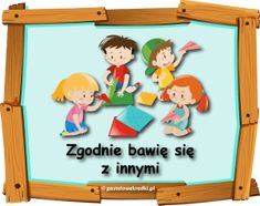 KODEKS PRZEDSZKOLAKA - nowe ilustracje - materiały do pobrania - Pastelowe Kredki Family Guy, How To Plan, Children, Drawings, Fictional Characters, Decor, Young Children, Boys, Decoration