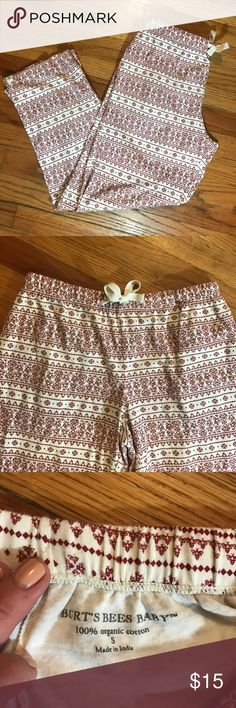 ❤️🐝❤️ Pajama Pants Snuggle and super soft - this pajama pants are great for a fall evening. Burt's Bees Baby Intimates & Sleepwear Pajamas