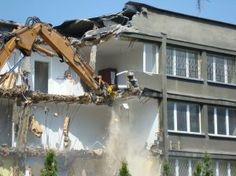Information about the different types of #demolition