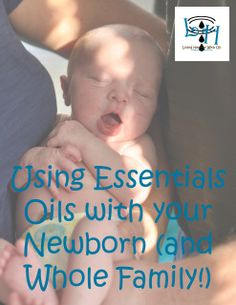 This printed kit will walk you through which essential oils are safe for newborns, how to use them, and essential oil recipes for dealing with the most common symptoms that occur during your child's first year or two of life (including colic, crying, diap Essential Oils For Babies, Natural Essential Oils, Newborn Rash, Young Living Distributor, Oil Spill, My Essentials, Healing Oils, Diaper Rash, Young Living Oils