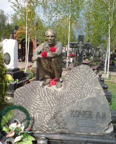 Надгробия русского криминала • НОВОСТИ В ФОТОГРАФИЯХ
