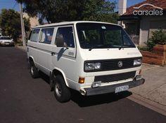 1989 Volkswagen Transporter T3 Manual Syncro-$10,000*