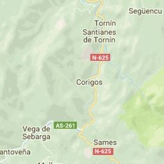 Sotres View, print and download the race cycle route 'Lagos de Covadonga climb' from Dromos (23 km).