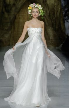 Pronovias 2014 Collections Runway Show