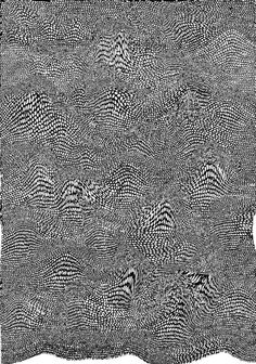 Intricate Hand-Drawn Patterns by Marlene Huissoud