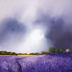 Indigo World [Barry Hilton-A052] - $500.00 painting by oilpaintingsartmaker.com
