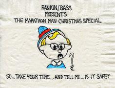 Christmas Napkin-y Countdown... 15
