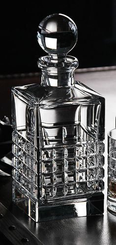 Waterford Contemporary London Square Decanter from CrystalClassics.Com