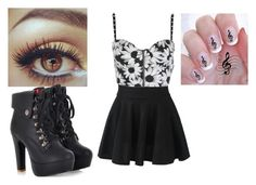 """""""Untitled #32"""" by alcaraz241 ❤ liked on Polyvore"""