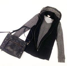 Cargo Jacket $56 Bag $48 @ Primp Boutique