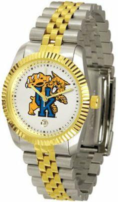 "Kentucky Wildcats ""The Executive"" Men's Watch SunTime. $143.85"