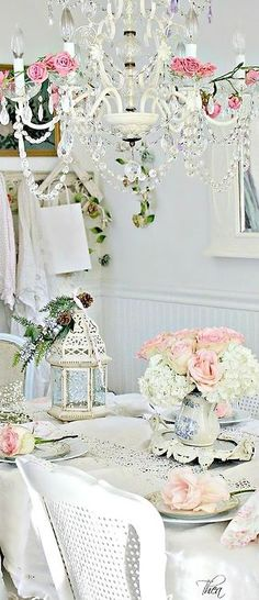 roses here and there | ❦ Rose Cottage ❦