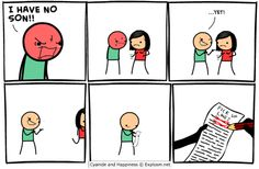 (3) What are the best Cyanide & Happiness comics? - Quora
