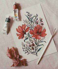 Génial Absolument gratuit Fleurs diy tutorials 476 mentions J'aime, 9 commentaire. Doodle Drawing, Doodle Art, Illustration Botanique, Illustration Art, Art Illustrations, Art Sketches, Art Drawings, Chalk Pastel Art, Summer Art Projects