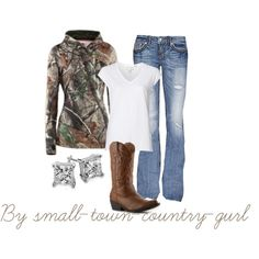 Love it!!!  by small-town-country-gurl on Polyvore