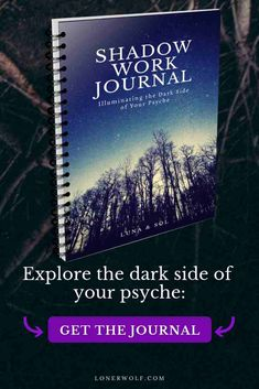 The Shadow Work Journal is a powerhouse spiritual tool designed to help you explore the deepest and darkest corners of your psyche. Go on a journey through your inner underworld Emotional Detachment, Relationship Breakdown, Work Journal, Signs From The Universe, Printing And Binding, Last Unicorn, States Of Consciousness, Tarot Card Meanings, Law Of Attraction Affirmations