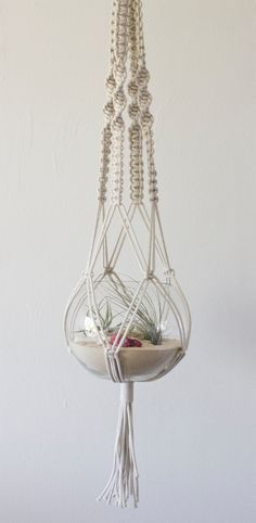 macramé - things to learn