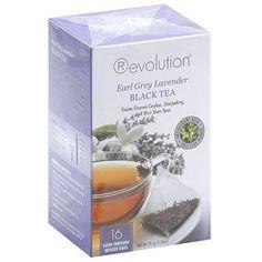 Revolution Tea Earl Grey Lavender Tea (6x16bag)
