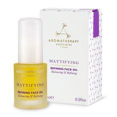 Aromatherapy Associates Mattifying Refining Face Oil 15ml