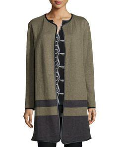 Daybreak Dreams Reversible Jacket, Women's, Size: 3X (22-24W), Multi - NIC ZOE