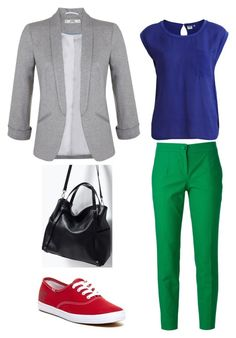 """""""Bez tytułu #80"""" by own-style ❤ liked on Polyvore featuring Dolce&Gabbana, Object Collectors Item, Miss Selfridge, Keds and Zara"""