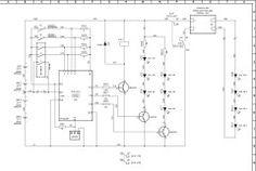 Schema del circuito di comando per la torcia subacquea con led Cree XM-L U2 (4000 lumen). Componenti principali: - microcontrollore Arduino mini 05 - n.4 LED Cree XM-L U2 (totale nominale 4000 lumen) - n.6 led 5mm ad alta luminosità - contatti reed