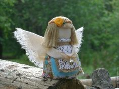 "Куколка ""Ангел"" - ангел,ангел-хранитель,ангелочек,народная кукла,оберег"