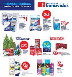 Mierconómicos Farmacias Benavides 2 de Noviembre
