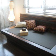 インテリアコーディネート|畳ソファ
