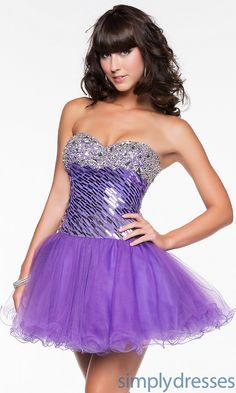 short dresses for sweet 16 - Google Search
