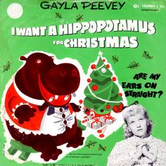 Gayla Peevey Of 'I Want A Hippopotamus For Christmas' Fame Was Only 10 Years Old Christmas Playlist, Christmas Music, Christmas Wishes, Oklahoma City Zoo, Hoagy Carmichael, Hippopotamus For Christmas, 10 Year Old Girl, Chicago Sun Times, Baby Hippo