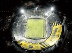 Estadio Centenario. Copa Libertadores 2011.