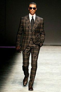 Checks blazer aarsh Bansidhar fashion