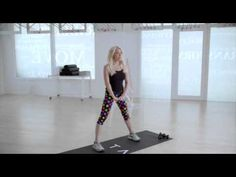 ▶ Tracy Anderson The Method For Beginners - YouTube