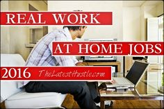 Real online jobs that are hiring