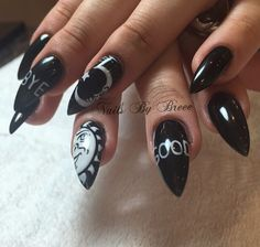 Ouija nails More