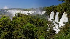 Iguazu Falls, beauty and power of nature by Louis ROLLIN