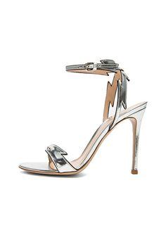 Lightning bolt shoes $965