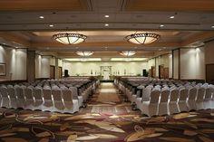 Cascade Ballroom Ceremony for 200