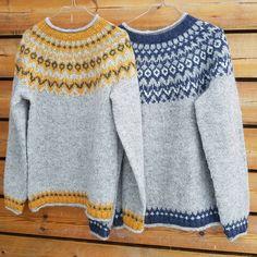 Bilderesultat for islandsgenser Pullover, Knitting, Sweaters, Instagram, Crafts, Fashion, Easter Activities, Moda, Manualidades