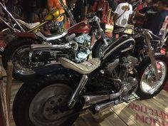 Harley sportster custom contest